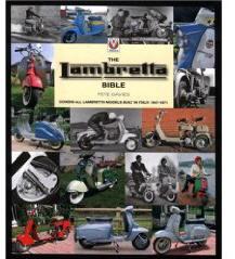 Lambretta books, Lambretta Bible: Covers All Lambretta Models Built in Italy - 1947-1971 (Bible)