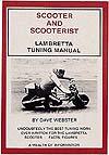 Lambretta books, Scooters And Scooterist Lambretta Tuning Manual