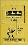Lambretta books, The Lambretta Serviceman's Book
