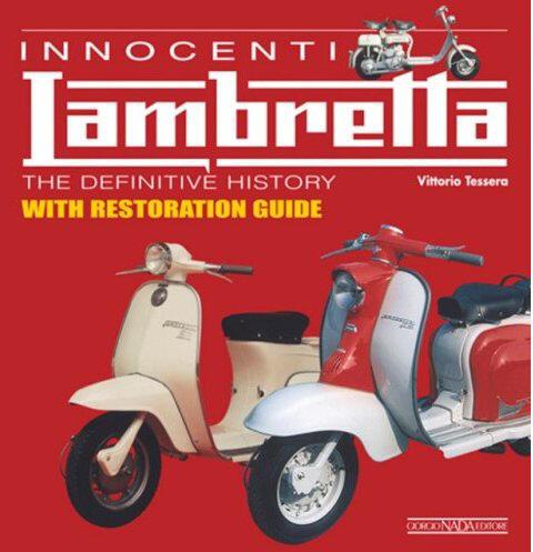 Lambretta books, Definitive History Restoration guide