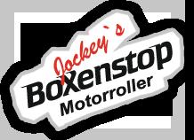 Jockeys Boxenstop
