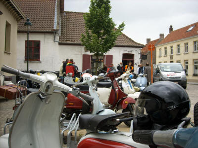 Belgium Lambretta Meet 2007