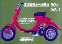 Lambretta books, Lui vega 50