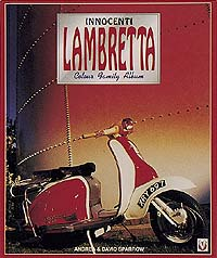 Lambretta books: The Colour Lambretta Family Album