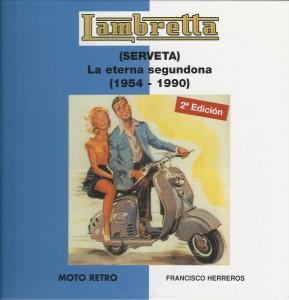 Lambretta Books, Lambretta  Serveta