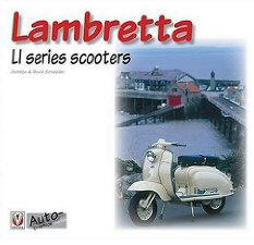 Lambretta books, LI Series Scooter (Auto-Graphics)