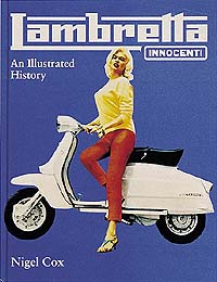 Lambretta books, an illustrated history