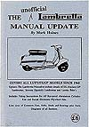 Lambretta books, The Unofficial Lambretta Manual Update