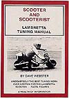 Lambretta books, Scooters And Scooterist Lambretta Tuning Manual